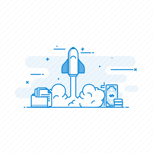 business, finance, marketing, startup icon