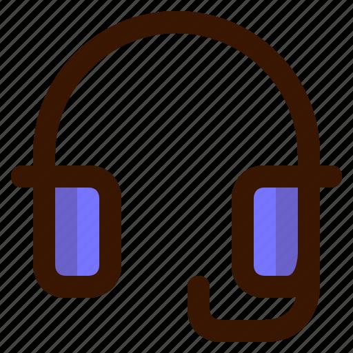 Audio, headphone, headset, multimedia, music, sound, speaker icon - Download on Iconfinder