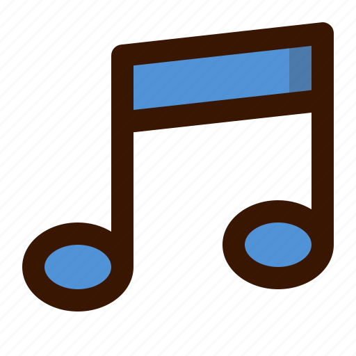 audio, music, note, player, song, sound icon
