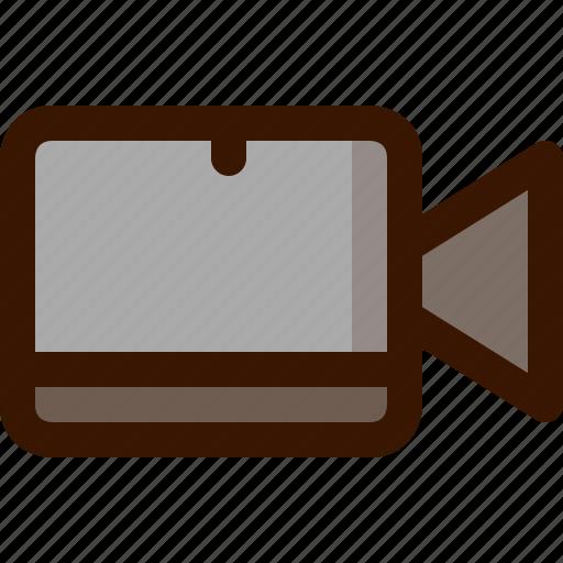 Camera, cinema, film, media, movie, multimedia, video icon - Download on Iconfinder