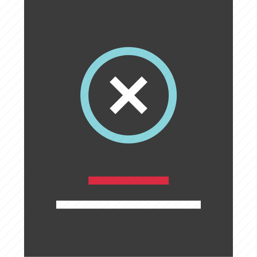 layout, online, stop icon