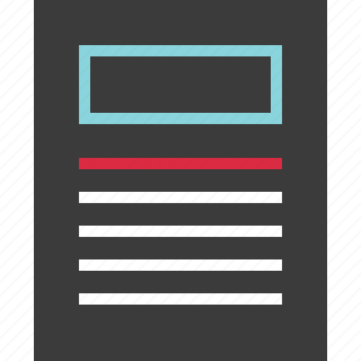 layout, online, website icon
