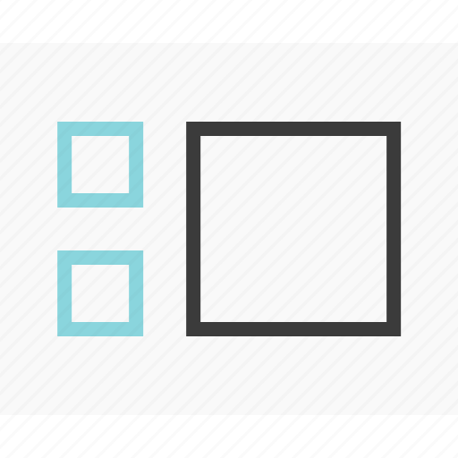 layout, online, wireframe icon