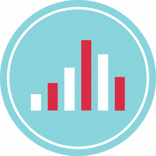 analytics, analyze, chart, data, graph, report icon