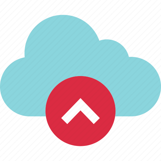 arrow, cloud, guardar, save, up, upload icon