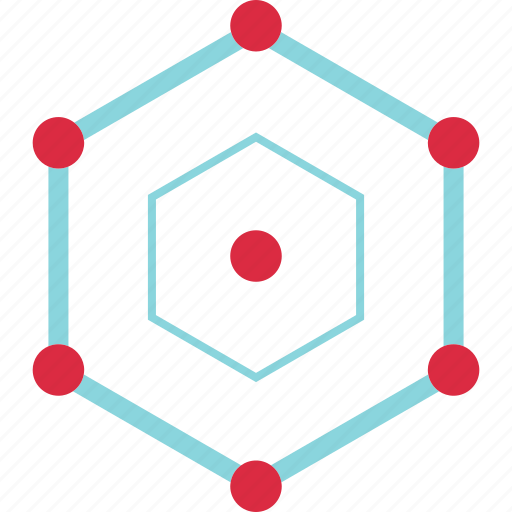 analytics, analyze, connect, cube, data, server, web icon