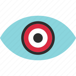 engine, eye, find, look, online, search, web icon