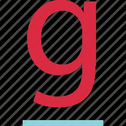engine, g, google, line icon