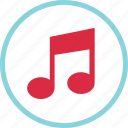 listen, music, online, play, sign, web