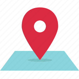 gps, location, map, online, pin, web icon