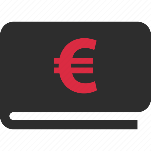 ecommerce, euro, pay, wallet icon