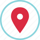 find, gps, locate, location, online, sign icon