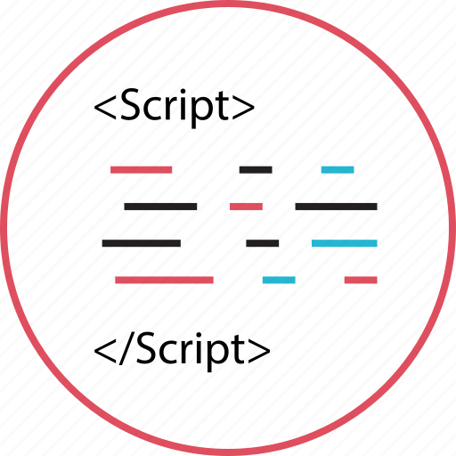 data, java, script icon