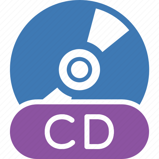 cd, disc, quality, type icon