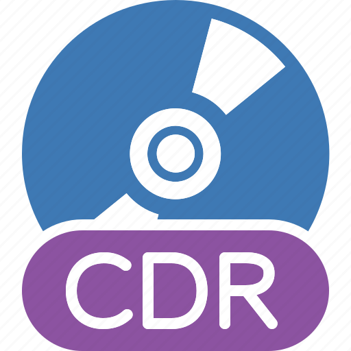 cdr, disc, quality, type icon