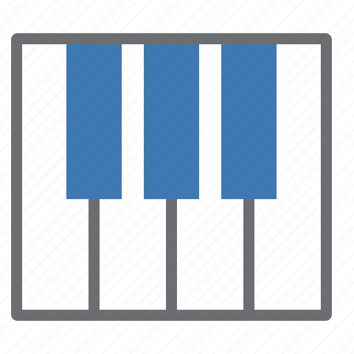 Midi, piano, touch icon - Download on Iconfinder