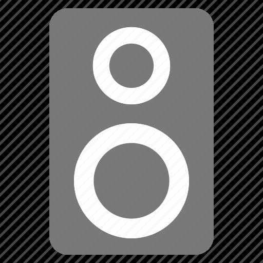 audio, hifi, sound, speaker icon