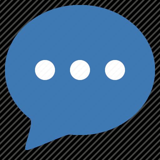 message, speak, talk, write icon