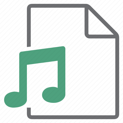 Create, document, music, new icon - Download on Iconfinder