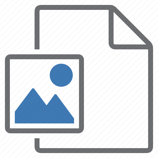 Create, document, new, picture icon - Download on Iconfinder