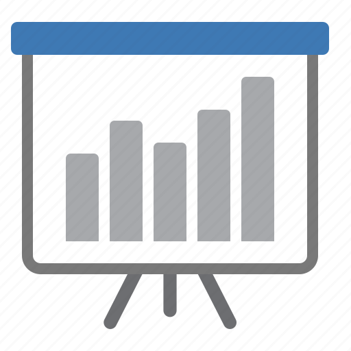 Chart, graph, graphic, slideshow icon - Download on Iconfinder