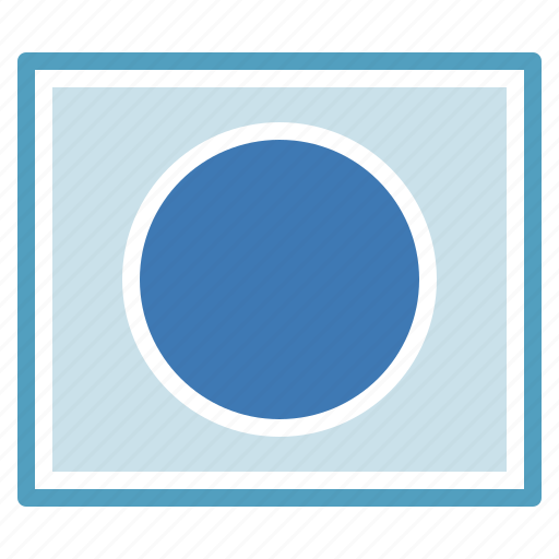 circle, transition icon