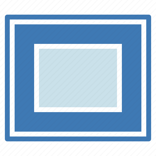out, transition, zoom icon