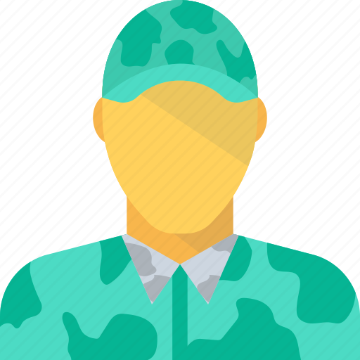 fighter, military, soldier, squaddie, swat icon