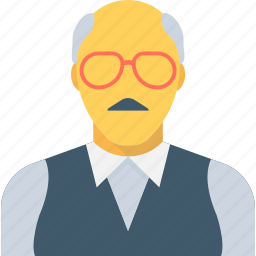 dealer, salesman, shopkeeper, storekeeper, tradesman icon
