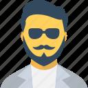 avatar, gentleman, male, man, person