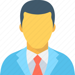amanuensis, assistant, male, pa, secretary icon