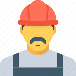 mechanic, plumber, plunger, repair, worker icon