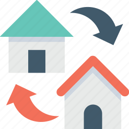 construction, home, house, real estate, renovation icon