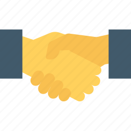agreement, contract, deal, handshake, partnership icon