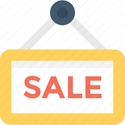 advert, for sale, information, sale, sale sign icon