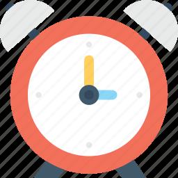 alarm clock, retro clock, timepiece, timer, vintage timer icon