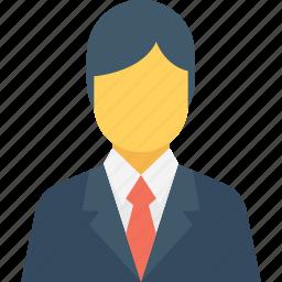 accountant, architect, businessman, male, man icon