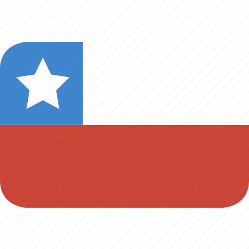 chile, rectangle, round icon