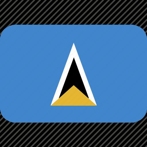 lucia, rectangle, round, saint icon