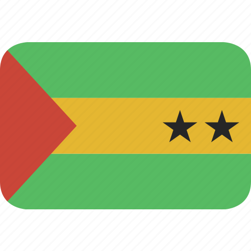 principe, rectangle, round, sao, tome icon