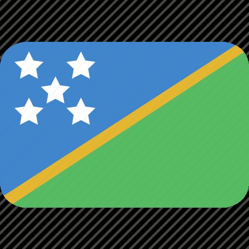 islands, rectangle, round, solomon icon