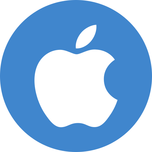 apple, ios icon