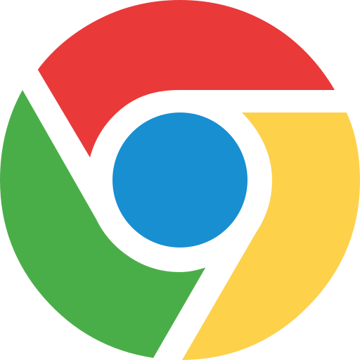 browser, chrome icon