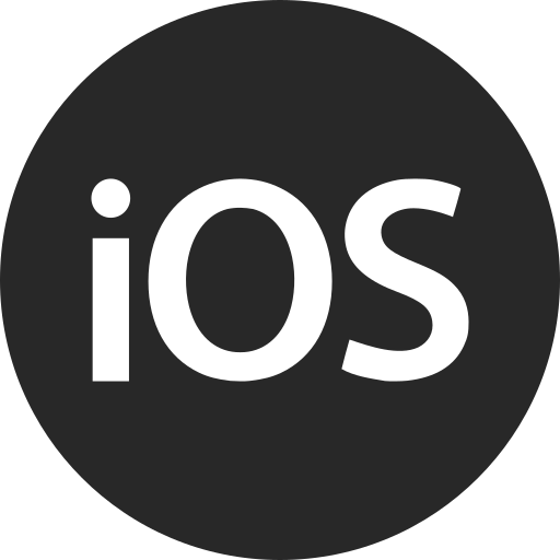 apple, ios, ipad, ipod icon
