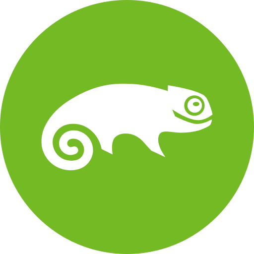 open suse, opensuse icon