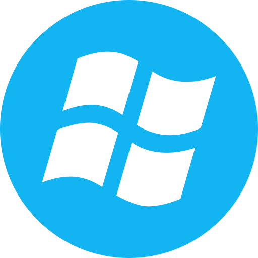 microsoft, windows icon