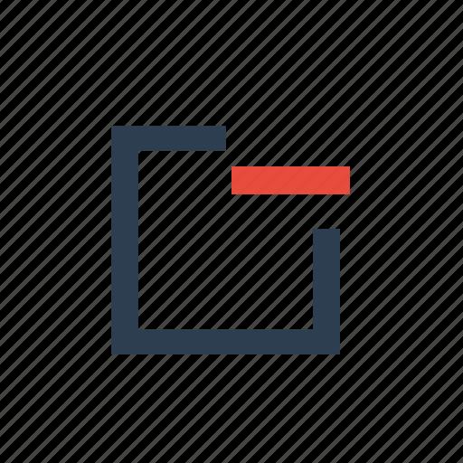 box, delete, minus, square icon