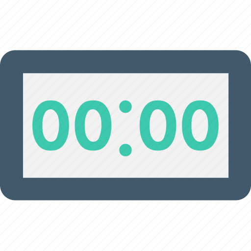 countdown, duration, time, timekeeper, timer icon