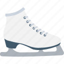 ice skates, ice skating, quad skates, sports, sports equipment icon