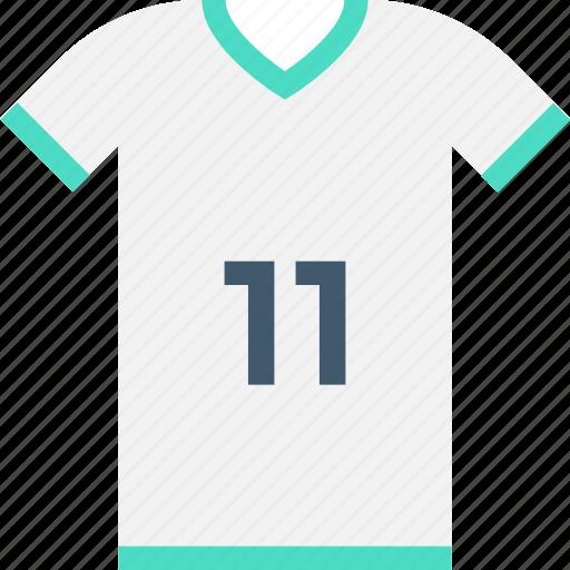 player shirt, shirt, sports clothing, sports shirt, sports wear icon